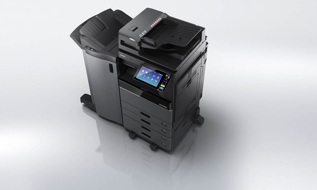 Toshiba e-Studio 3505AC -monitoimilaite, T Haapalainen