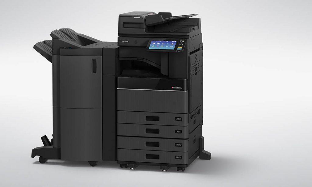 Toshiba e-Studio 5005AC -monitoimilaite, T Haapalainen